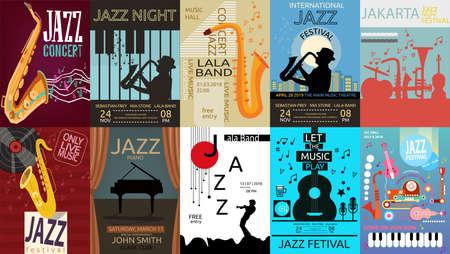Jazz Music Poster