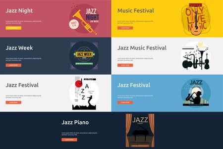 Jazz Music Banner