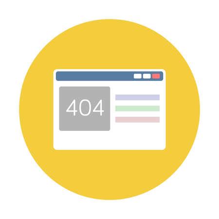 Web Maintenance of a web page, error 404