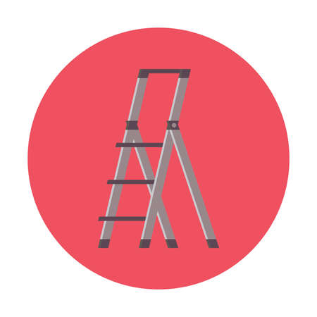 Ladder Icon Illustration