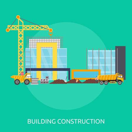 Building Construction Çizim