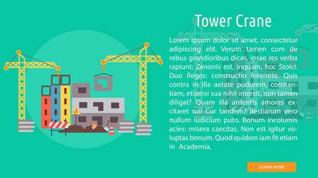 Tower Crane Conceptual Design
