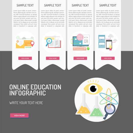 E-Learning illustration design