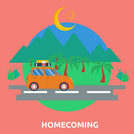 Homecoming conceptual design.