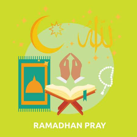 Ramadhan Pray Conceptual Design