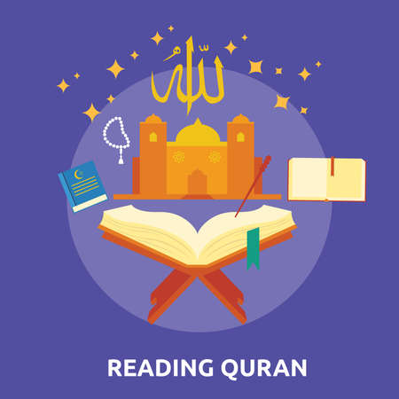 Reading Quran Conceptual Design