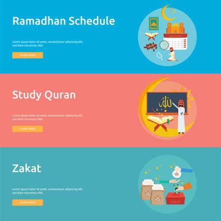 Eid and Ramadhan Banner Design
