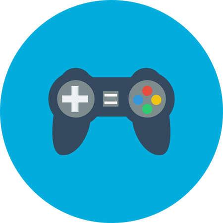 Joystick vector illustration. Иллюстрация