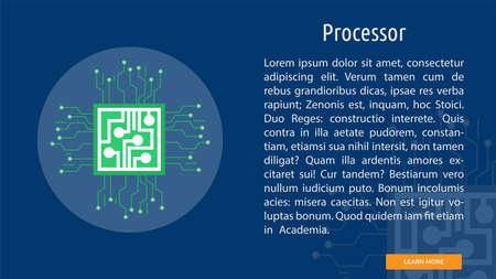 Processor concept Çizim