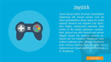 Joystick concept