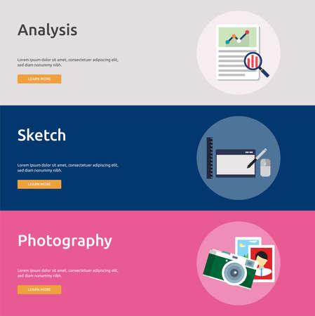 Multimedia Banner Design