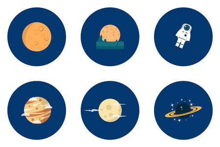 Science and Universe icon