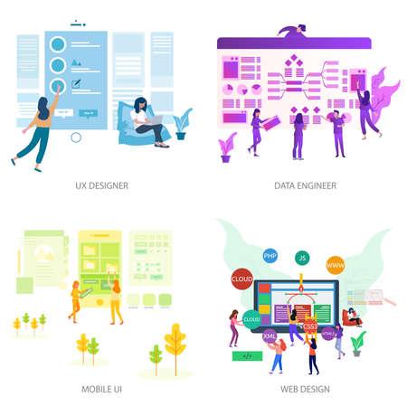 Business People Conceptual Design
