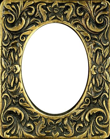 vintage picture frame - very ornate