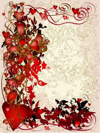 design: Vintage style design illustration
