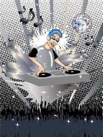 rave: DJ Rave