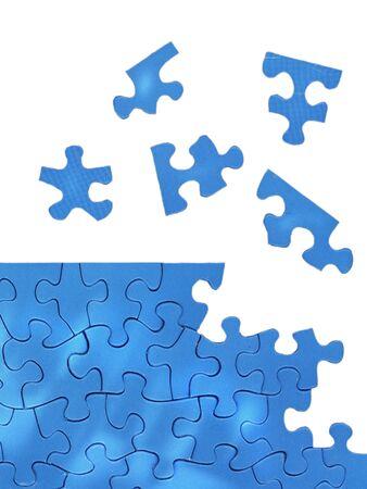 Puzzling background photo