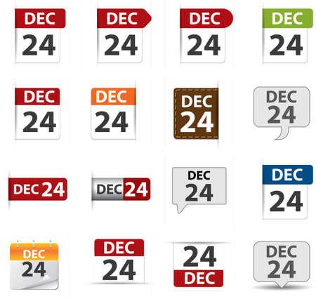 wordpress: Calendar icon for blog