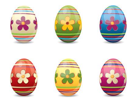 Easter Egg Stock Vector - 9327636