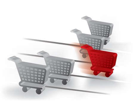 3d Cart competition
