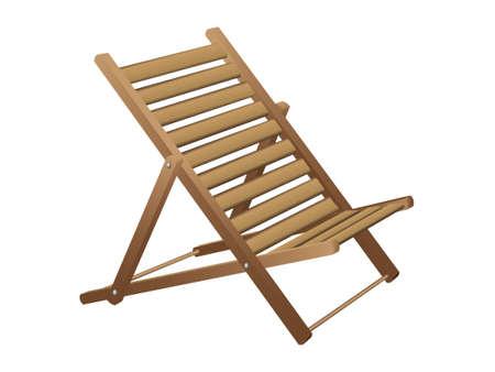 twiddle: Beach chair