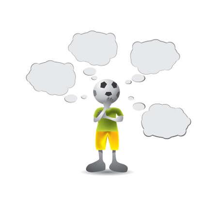 dilemma: Dilemma of a fotball mascot