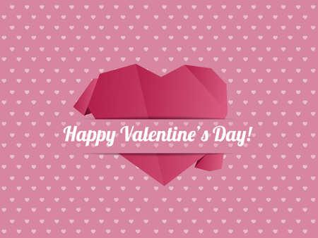 promising: Valentines day background Illustration