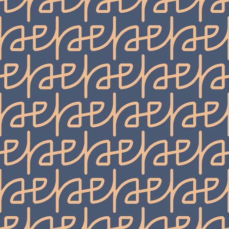 tied: Vector illustration of Seamless tied knot background