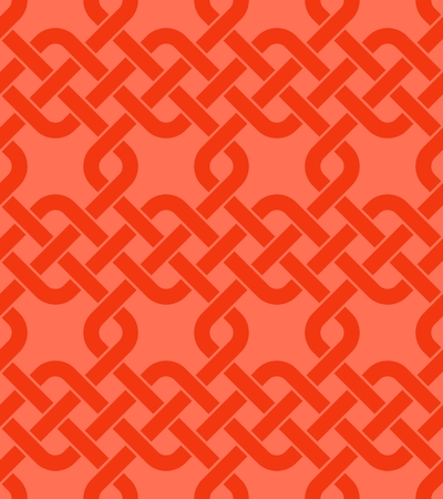 chinese knot: Vector illustration of Chinese knot seamless background.