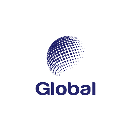 Globe Logo Design Template