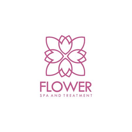 Logo design related to spa, boutique or jewelry