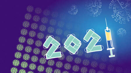 2021, happy new year, the year of solution