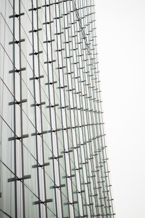 curtain wall close up Foto de archivo