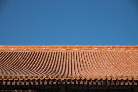 ancient Chinese building Фото со стока