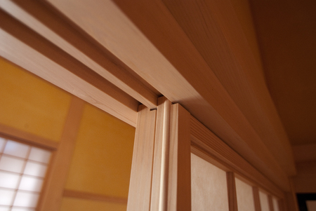 traditional japanese house detailings