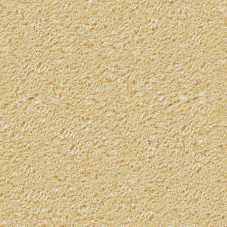 Detailed close-up of a seamless white bread texture pattern
