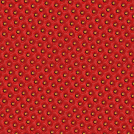 Detailed, hi-resolution Seamless Tileable Fruit Strawberry Texture - Pattern close-up