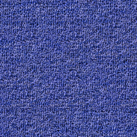 Highly detailed Seamless Blue Carpet Texture Tile Stock Photo