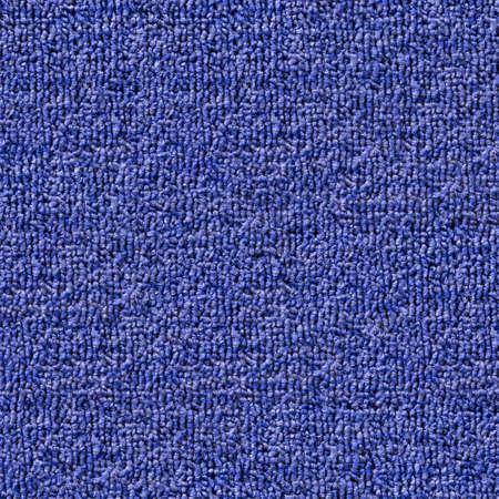 Muy detallada Seamless Blue Carpet Texture Tile Foto de archivo - 30001836