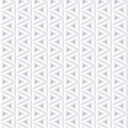 seamless pattern: Clean Seamless White Pattern Stock Photo