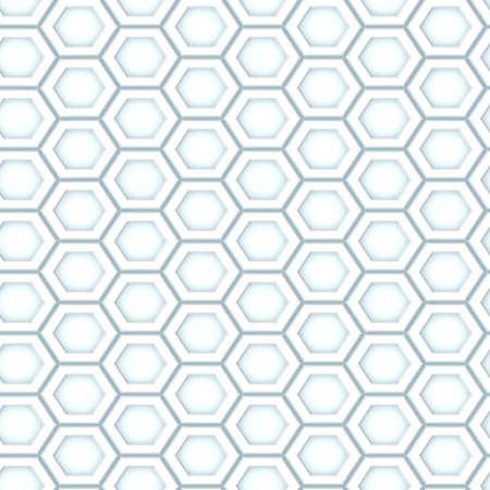 Clean Seamless White Pattern Stock Photo