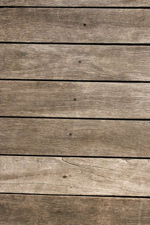 Wooden pathway in the midday Stock Photo