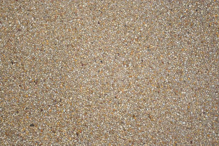 Wash gravel useful material Stock Photo