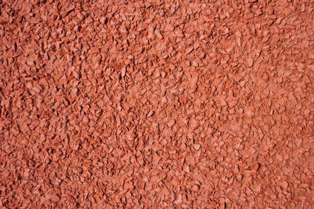 Artificail Wash Gravel in a stadium