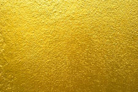 Golden wall  Stock Photo