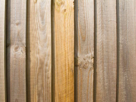 Vertical wooden wall for desing.