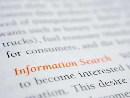 bout: Las palabras, b�squeda de informaci�n, una pelea de marketing en una p�gina en blanco