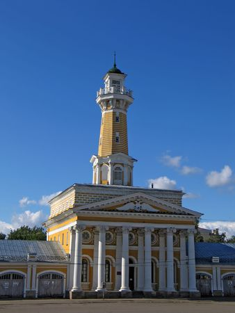 Fire observation tower in Kostroma. 1823-1827 (Golden Ring of Russia) photo