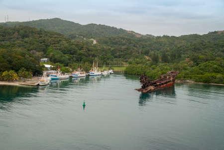 inlet bay: Shipwreck
