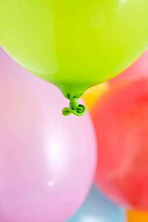 close-up background  of a colorful air balloons.  Stock Photo - 9501713